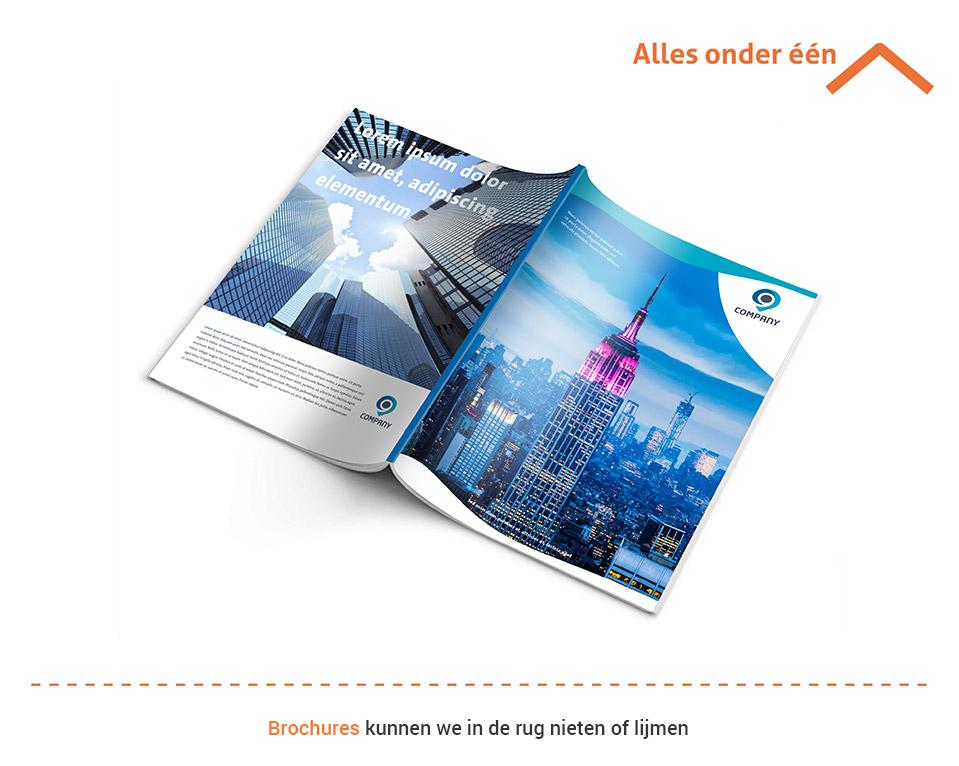 CP GrafiMedia brochures